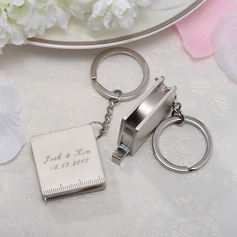 Personalized Ruler Keychains(Set of 4)