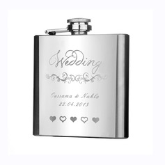 Personalized Simple Design Stainless Steel 160ml(6-oz)