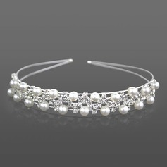 Lovely Alloy Pearl Headbands