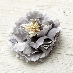Eye-catching Artificial Silk Headdress Flower(Sold in a single piece)