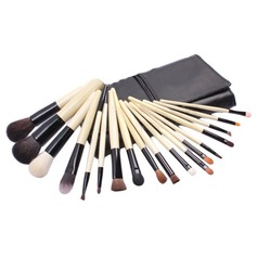 Top Wood Professional Makeup Brush ( 18 Pcs)