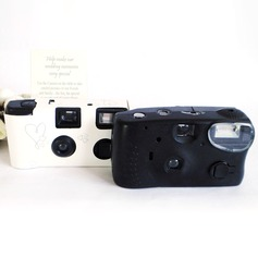 Amazing Heart Design Plastic Camera