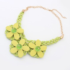 Nice Wood Ladies' Fashion Necklace