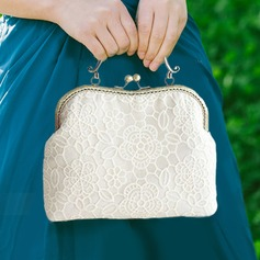 Elegant Lace/Cloth Clutches/Bridal Purse
