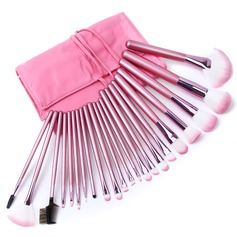 Professional Makeup Brushes With Pink Bag(22 Pcs ) (046024417)