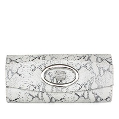 Unique Faux Leather/PU Clutches