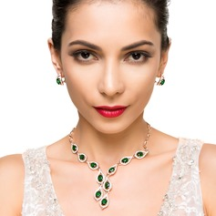 Beautiful Alloy With Crystal Women's/Ladies' Jewelry Sets