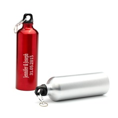 Personalized Colorful Aluminum Sports Bottle