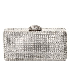 Attractive Rhinestone Clutches