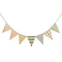 Colorful Card Paper Banner
