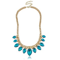 Exquisite Alloy Acrylic Ladies' Fashion Necklace