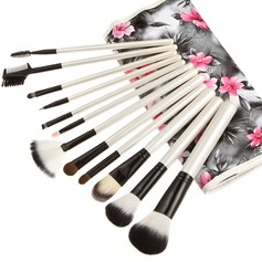 12 Pcs Professional Fashion Makeup Brush Set