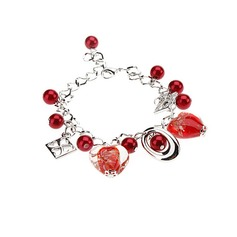 Alloy Coloured Glaze Ladies' Bracelets & Anklets (137049569)