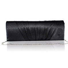 Gorgeous Satin/ Silk Shell With Evening Handbags/ Clutches More Colors Available (012024690)