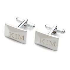 Personalized High Quality Stainless Steel Cufflinks