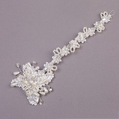 Exquisite Rhinestone/Imitation Pearls/Lace Headbands