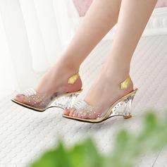 المرأة بو كعب ويدج مضخات أسافين مع آخرون أحذية