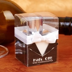"""Hats Off"" Top Hat Bottle Stoppers"