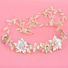 Beautiful/Leaves Shaped Alloy Headbands