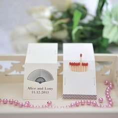 Personalized Simple Design Hard Card Paper Matchboxes