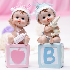 Figurine Resin Cake Topper