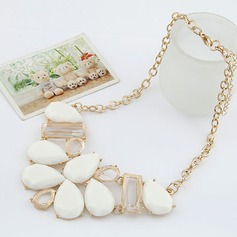Lovely Alloy Ladies' Fashion Necklace