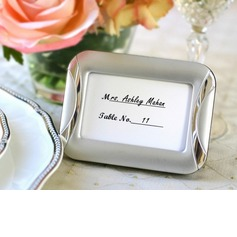 Zinc Alloy Place Card Holders (089025030)