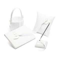 Calla Lily Collection Set With Bow