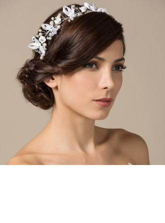 Gorgeous Rhinestone/Lace Headbands