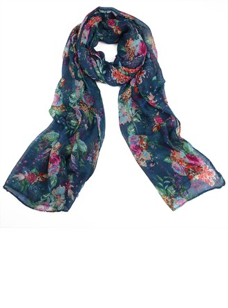 Glamourous Polyester Scarf
