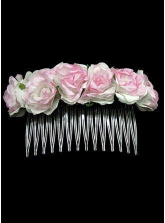 Paper With Combs & Barrettes Dress