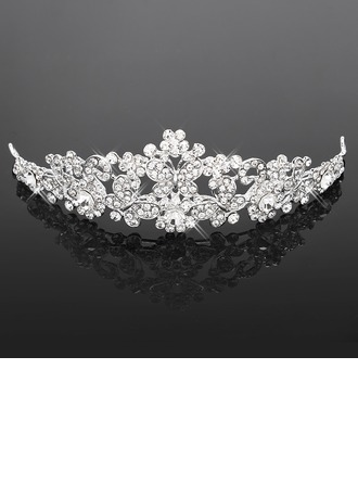Brillant Alliage Tiaras