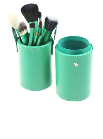 1 Branché 13Pcs Brosse cylindre tubes Maquillage