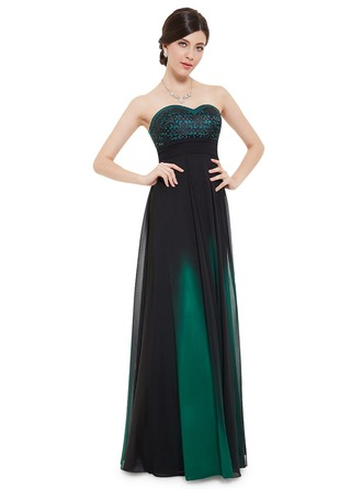 Polyester/Satin/Silk Blend With Embroidery/Spliced Maxi Dress