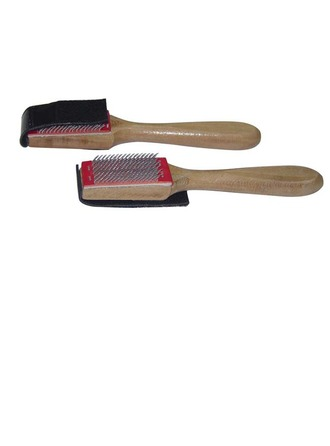 Wood Shoes Brush Accessories