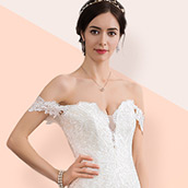 Stylish wedding dresses!