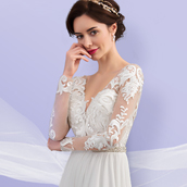 Splendid wedding dresses for everyone!