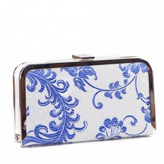 Elegant Silk Clutches/Fashion Handbags