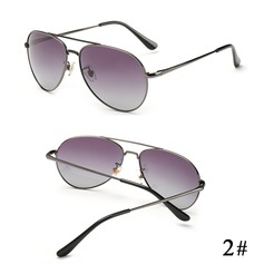 UV400/Polarized Chic Aviator Sun Glasses (201083357)