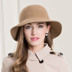 Ladies' Classic Wool Floppy Hat