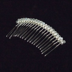 Lovely Rhinestone/Alloy Combs & Barrettes
