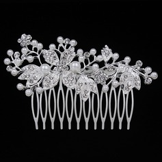 Elegant Alloy Combs & Barrettes