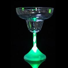 LED light up Margarita Glass