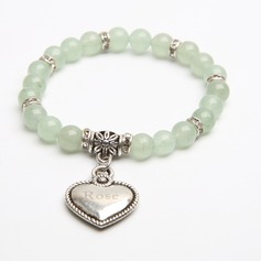 Personalized Jadeite Child's Bracelets