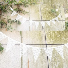 Lace Photo Booth Props/Banner
