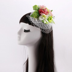 Ladies' Lovely Polyester/Tulle With Fascinators