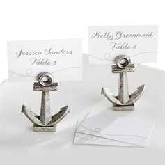 Nautical anchor Resin Place Card Holders  (051050529)
