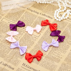 Lovely Bowknot Satin Decorative Accessories