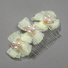 Gorgeous Ribbon Combs & Barrettes