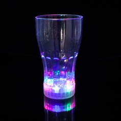 Color changing Glittering Plastic Beer & Cola Mug